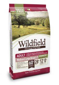 Wildfield Country Pork, Rabbit and Eggs Medium L B