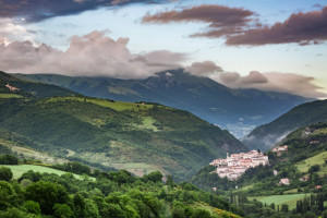 passeggiata Umbria