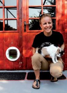 Sara Turretta e Save The Dogs