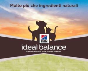 Cibo per cani e gatti con ingredienti naturali