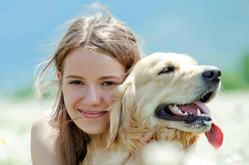 agriturismo con il cane