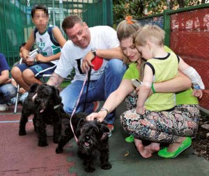 Pet therapy a Milano