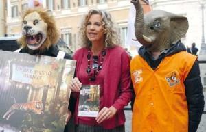 Circo con gli animali