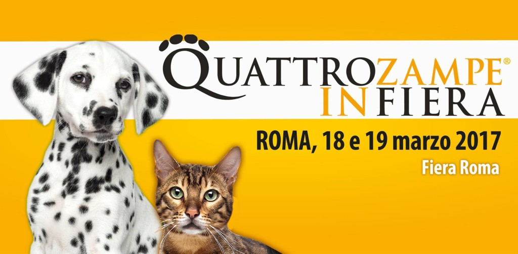 Quattrozampeinfiera a Roma