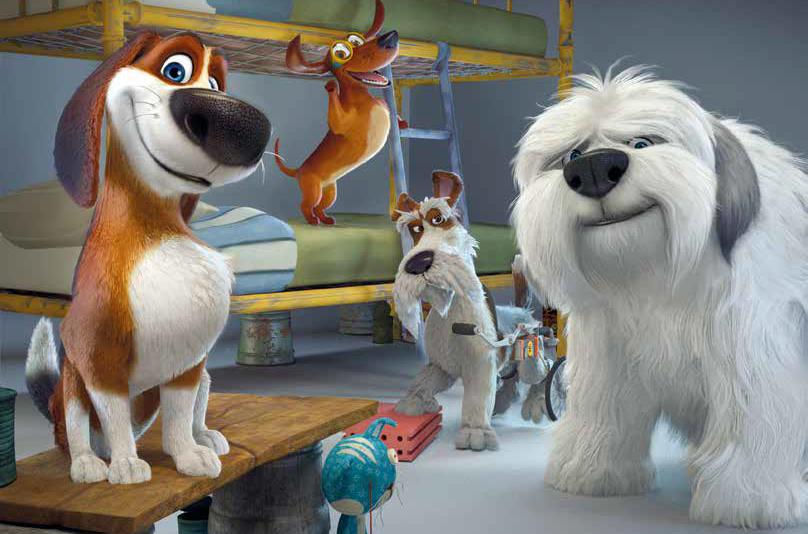 ozzy film animali per bambini