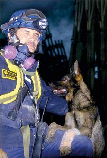 pastore tedesco 11 settembre
