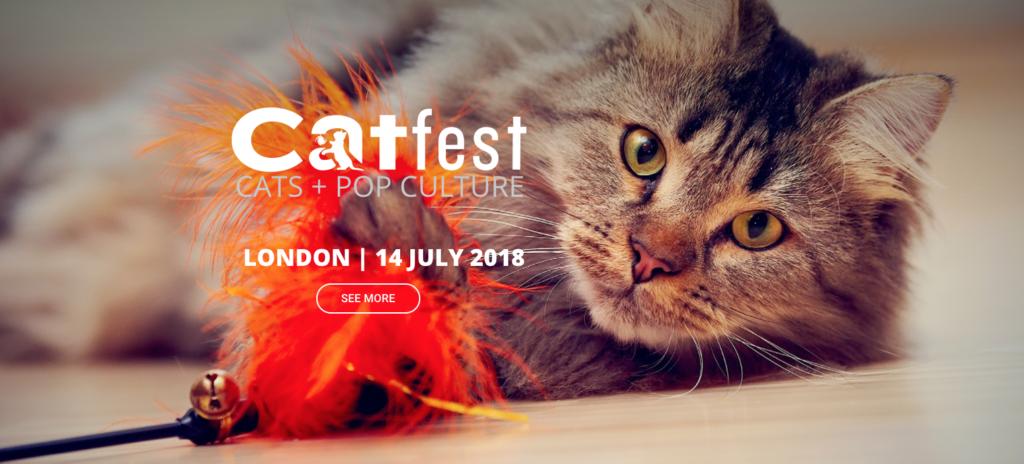 catfest londra 2018