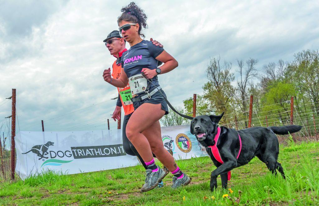 triathlon con il cane