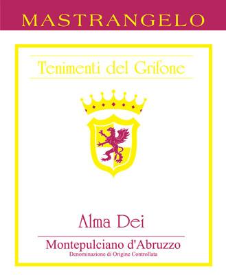 Alma Dei - Mastrangelo – Tenimenti del Grifone