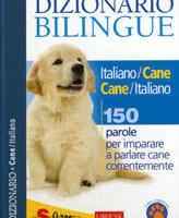 Copertina del Dizionario bilingue Italiano/Cane - Cane/Italiano