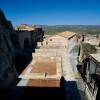 Recupero del vasto Borgo Castello di Calitri