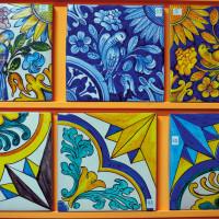 Ceramiche artistiche tipiche di Calitri