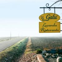Galù: locanda e ristorante nella Bassa Parmense