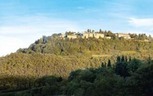 Il borgo di Castiglioncello del Trinoro
