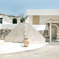 Pietra misteriosa in Puglia