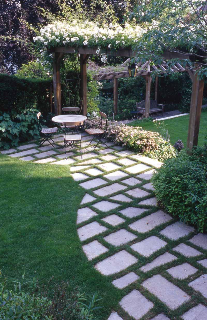 Eccezionale Giardino Art & Craft | Ville&Casali UH23