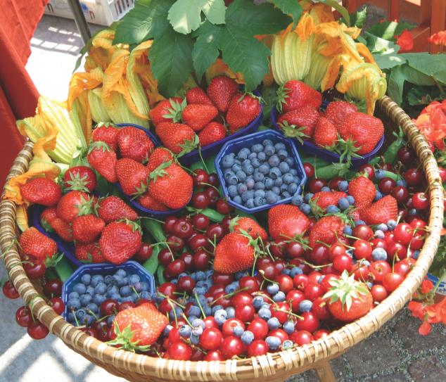 frutta la virginia