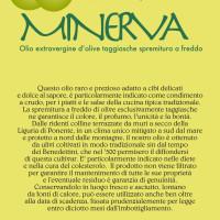 """Olio extravergine di oliva """"Dono di Minerva"""" – Il Rifugio di Artemide"""