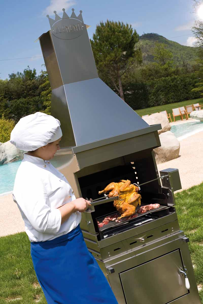 I nuovi barbecue ville casali - Barbecue di design ...