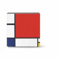 Homage to Mondrian 2