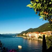 Lago Maggiore, un incanto sull'acqua
