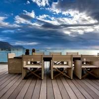 CliftonView7. Tutti gli ambienti domestici hanno meravigliose terrazze private sull'Oceano