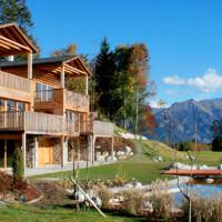 Una casa in legno é una garanzia anche per gli istituti di credito