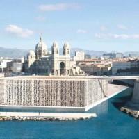 Il MuCem , Museo delle Civiltà d'Europa e del Mediterraneo