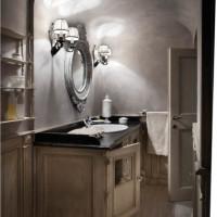 I raffinati dettagli del bagno