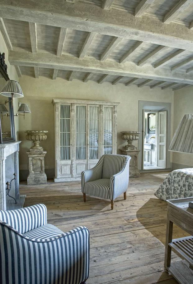 Vicky 39 s home una casa de estilo provenzal en la toscana for Estilo de la casa interior