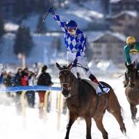 Le corse di cavalli tipiche dell'Engadina - Ervin Monn/Shutterstock