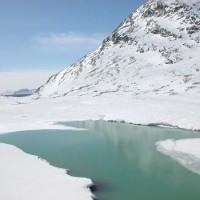 Il lago di St Moritz in inverno - s74/Shutterstock