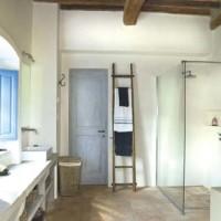 Il bagno della casa colonica