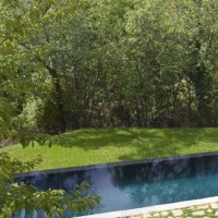 La piscina esterna