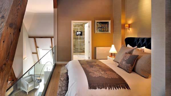 Uno spazio senza confini a londra ville casali for Piano e design della casa con tre camere da letto