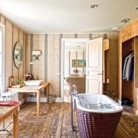 Il bagno della casa padronale di Segovia