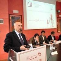 Silvio di Lorenzo durante il convegno 2013