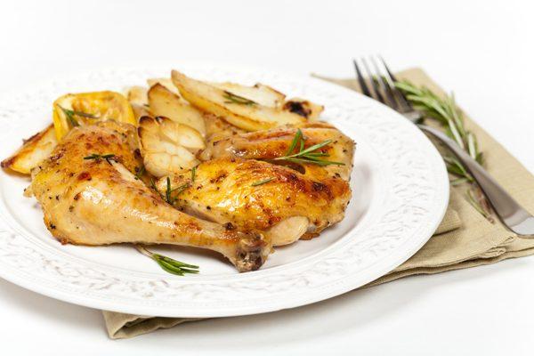 Pollo all'Irpina