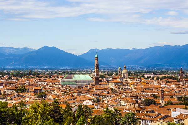 Vicenza (ph: shutterstock)