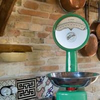 Alcuni oggetti della cucina
