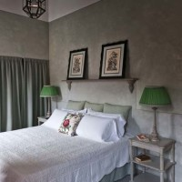 Un'altra camera da letto del relais ligure