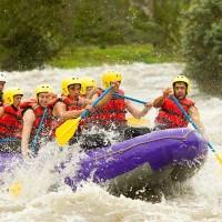 Rafting in Val di Sole: emozioni estreme in Trentino!