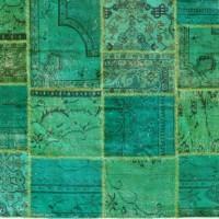 Uno dei tappeti Patchwork Reloaded