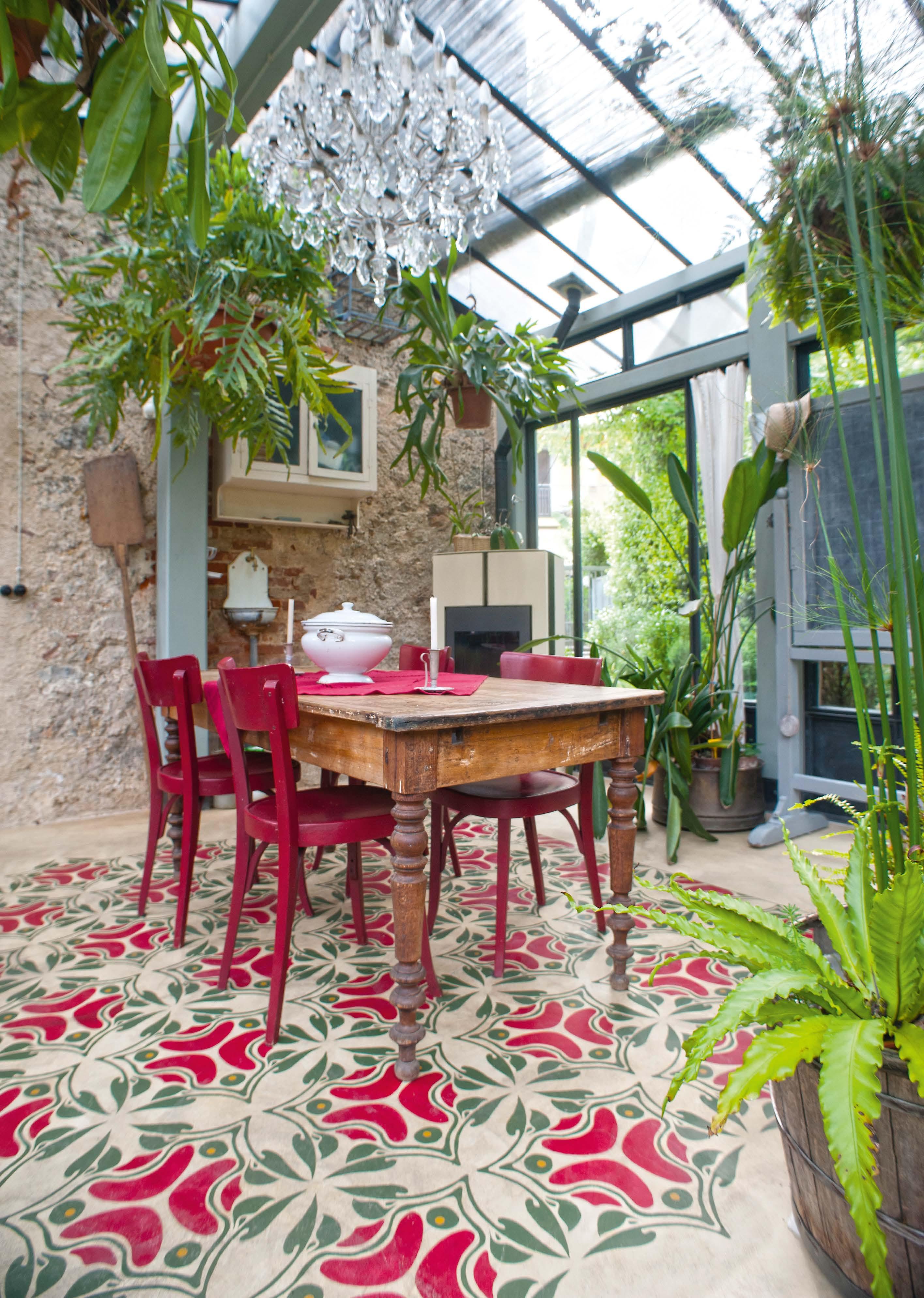 Ispirazione liberty a camaiore ville casali for Casa in stile ranch con veranda