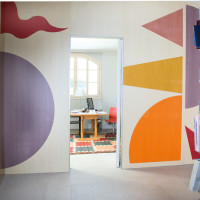 A casa di Alberto Alessi