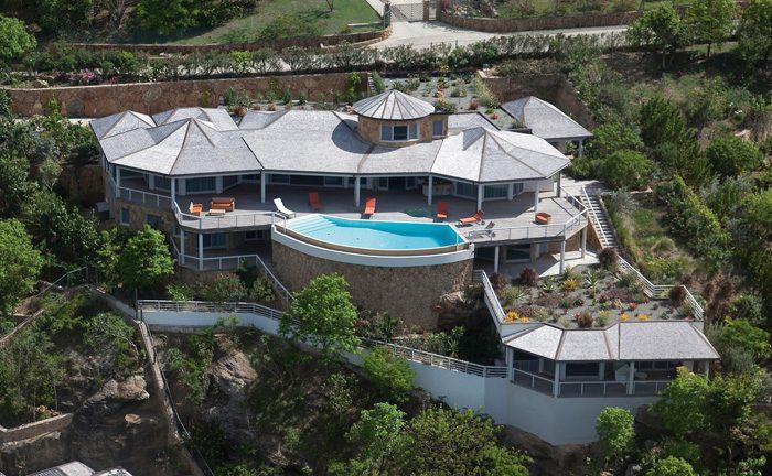 Architettura rivoluzionaria ad Antigua