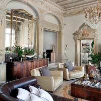 Una villa magica nel cuore di Roma