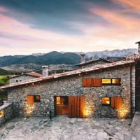 Casali spagnoli antico e moderno