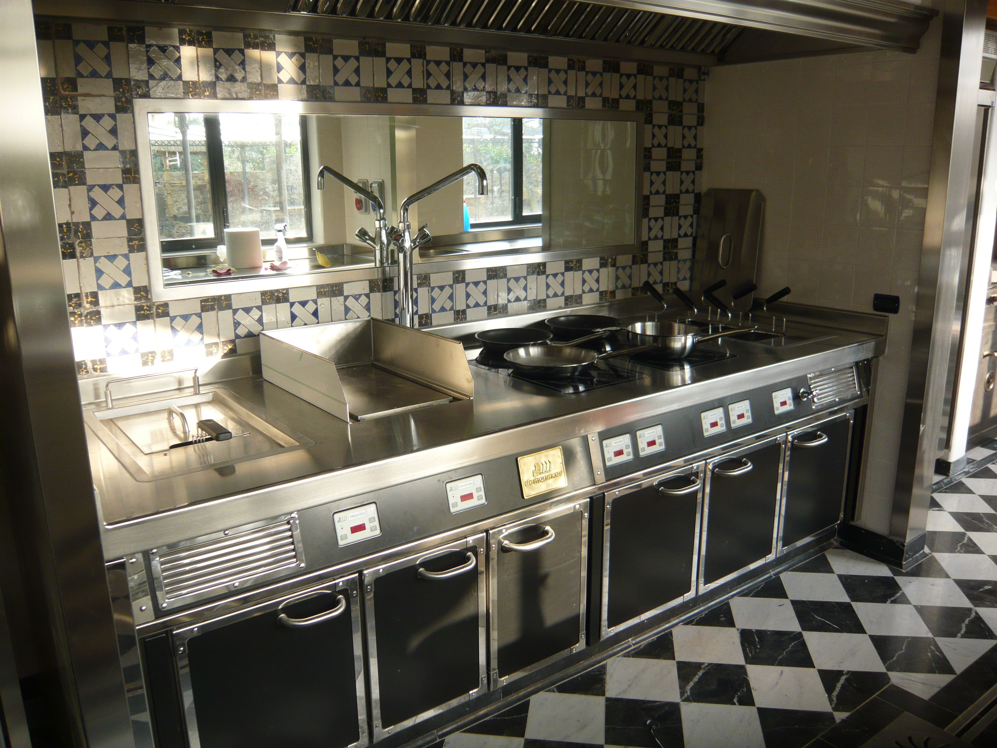 Best Cucina Professionale Per Casa Pictures - Skilifts.us ...