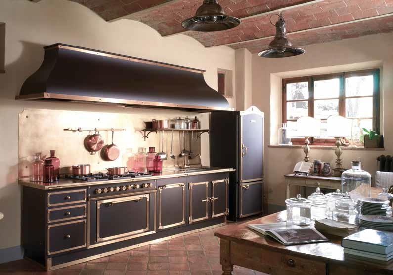 Ristrutturare partendo dal cuore ville casali - Ristrutturare una cucina ...